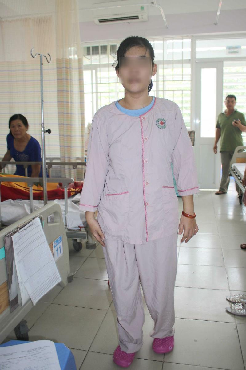 bệnh viện quận Thủ Đức, đau lưng, khối u, u não tủy sống ngực, Sài Gòn