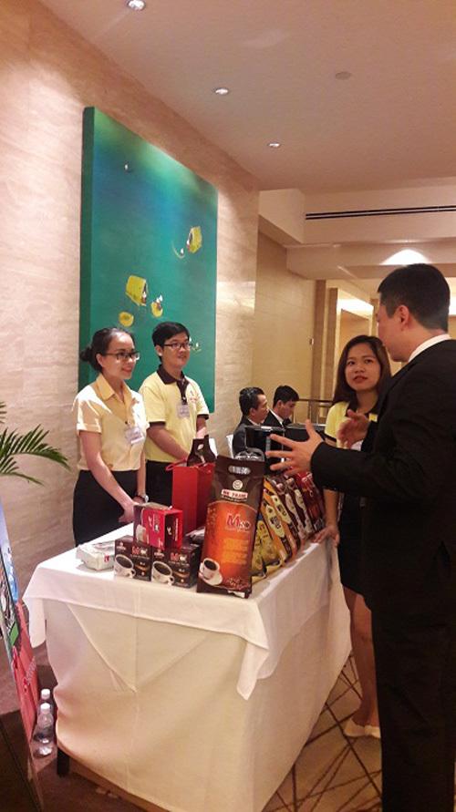 Café Mê Trang phục vụ APEC 2017