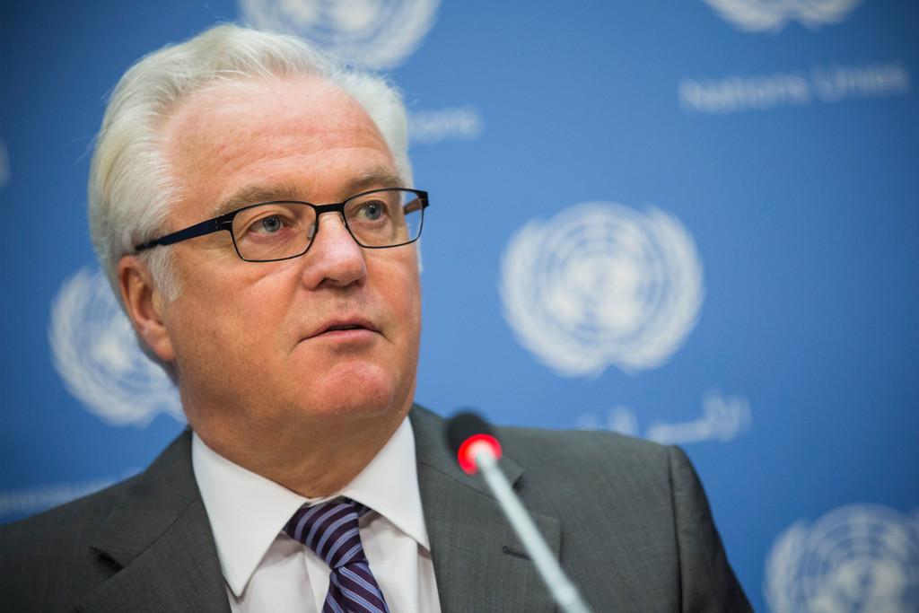 Việt Nam thăm hỏi về Đại sứ Nga tại Liên Hợp Quốc đột tử