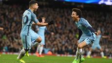 Man City đả bại Monaco sau màn rượt đuổi điên rồ