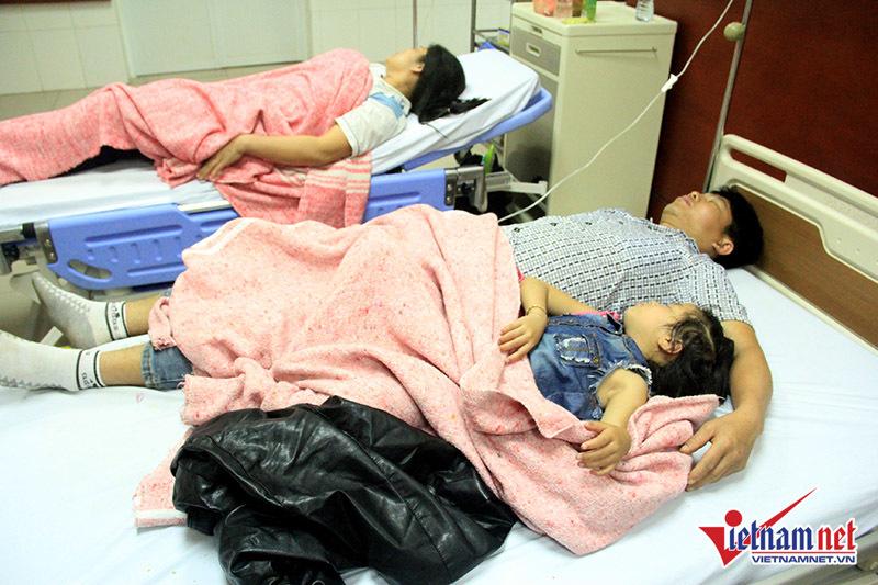 nổ xe khách giường nằm, nổ xe khách ở Bắc Ninh, nổ xe khách