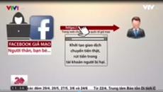Cảnh giác lừa đảo nhận tiền qua mạng xã hội