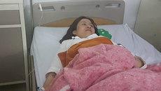 Vụ nổ xe khách: Phút vùng dậy tìm chồng của người vợ trẻ
