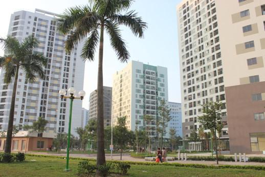 phân hạng chung cư như khách sạn, chung cư cao cấp, môi giới, căn hộ
