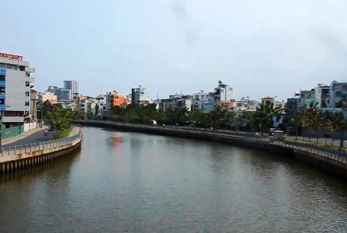TPHCM, dự án, vệ sinh môi trường, ô nhiễm môi trường, nửa tỷ USD, Nhiêu Lộc- Thị Nghè