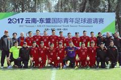 U18 Việt Nam đè bẹp U19 Thái Lan trên đất Trung Quốc