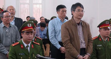 Giang Kim Đạt nhận án tử hình