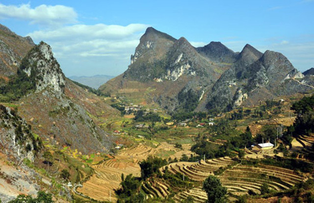 cao nguyên, cao nguyên đá Đồng Văn, Mộc Châu, du lịch, du khách