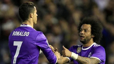 Video bàn thắng Valencia 2-1 Real Madrid