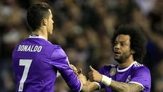 Ronaldo nổ súng, Real vẫn thua đau Valencia