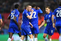 Vardy lập công, Leicester thua sát nút Sevilla
