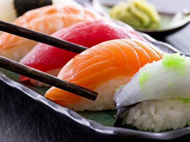 Ham sushi Nhật: Ngon miệng dính cú lừa đau