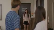 Nhã Phương chết lặng khi nhìn bạn trai và tình địch ở chung phòng