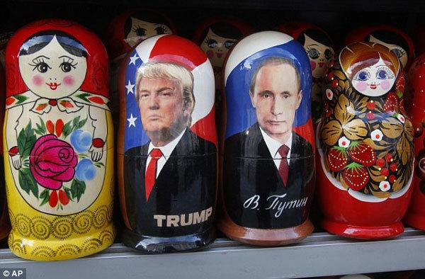 Thực hư Tổng thống Putin giàu vượt xa Trump