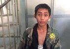 Cảnh sát truy đuổi suốt 2h bắt thanh niên ngáo đá cướp taxi