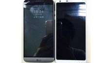 Xuất hiện hình ảnh LG G6 đọ dáng cùng G5