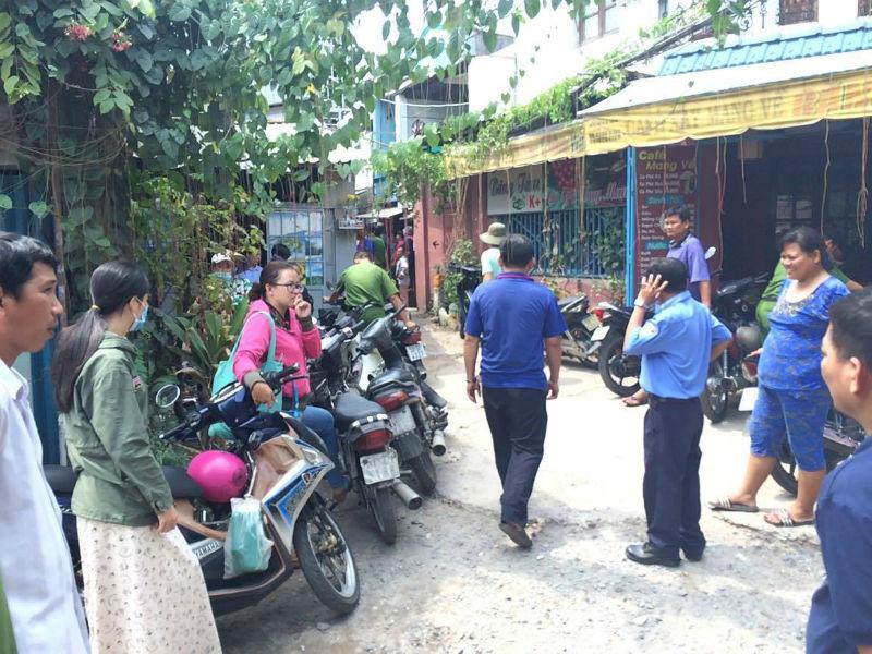 Vợ chồng tử vong cùng con gái nguy kịch trong căn nhà ở Sài Gòn
