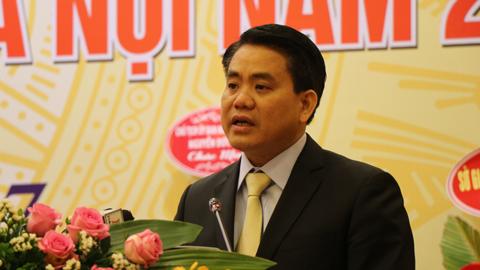 Ông Nguyễn Đức Chung: HN sẽ đưa bác sĩ sang Harvard đào tạo