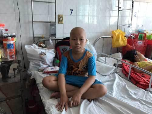 ung thư, từ thiện, bệnh hiểm nghèo