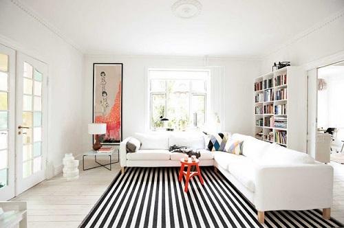 thiết kế nhà, mẫu nhà đẹp, mẹo biến nhà chật thành nhà rộng