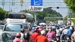 TPHCM phân luồng lại giao thông quanh sân bay Tân Sơn Nhất