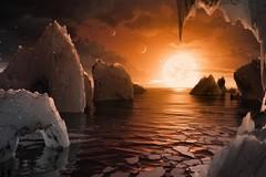 Hành trình phát hiện 7 hành tinh ngoài Trái Đất có thể tồn tại sự sống
