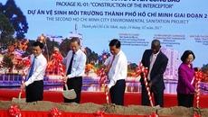 TPHCM khởi động dự án môi trường hơn nửa tỷ USD