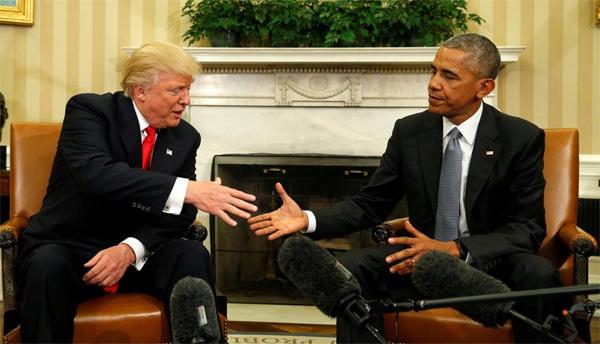 Trump, Obama, âm mưu, lật đổ, hạ bệ, đảo chính, Mỹ