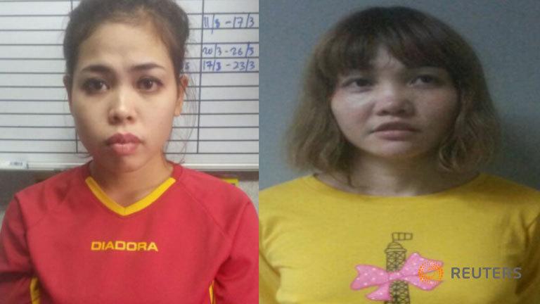 Sao nữ nghi phạm vô sự sau khi trực tiếp hạ độc Kim Jong Nam?