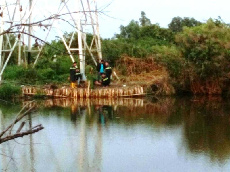 Kéo lưới bắt cá phát hiện thi thể không đầu