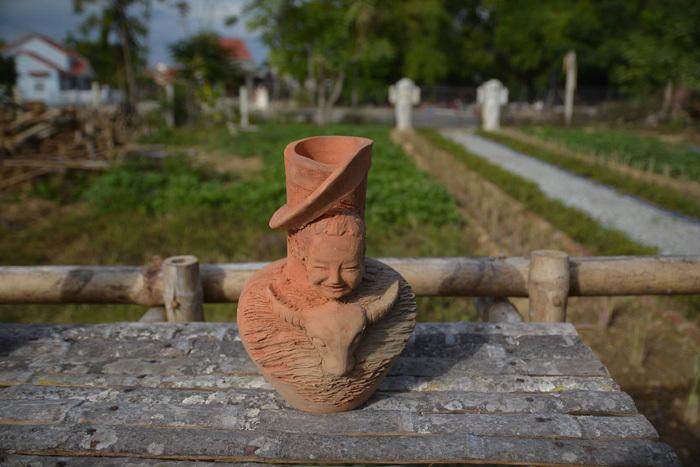 Ngôi nhà tò vò bí ẩn bên bờ sông Thu Bồn - Hội An