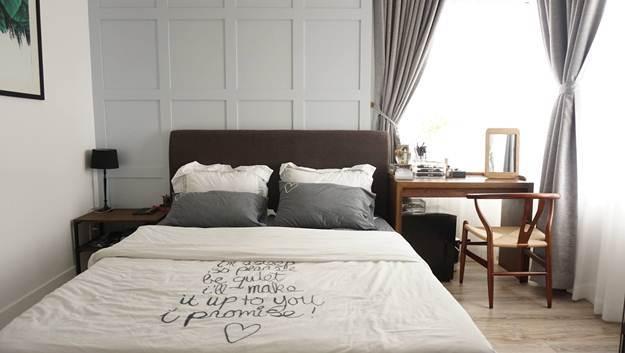 căn hộ đẹp, căn hộ Sài Gòn, phong cách Scandinavi, trang trí căn hộ