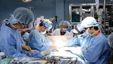 10 giờ căng thẳng của ca ghép phổi từ người sống đầu tiên ở VN