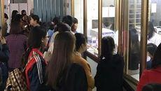 Bộ trưởng Phùng Xuân Nhạ biểu dương tập thể giáo viên hiến máu cứu học sinh