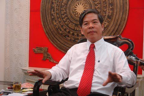 Formosa, nguyên Bộ trưởng Nguyễn Minh Quang, Ủy ban Kiểm tra trung ương