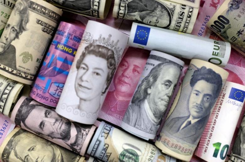 Tỷ giá ngoại tệ ngày 25/2: USD giảm giá, cơn sốt đã qua