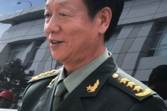 Thêm một thượng tướng quân đội TQ mất chức