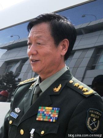 thượng tướng, thượng tướng quân đội, quân đội Trung Quốc