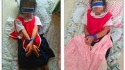 Thái Lan: Phẫn nộ nhà trường ủng hộ cô giáo bịt mắt, trói tay bé 5 tuổi