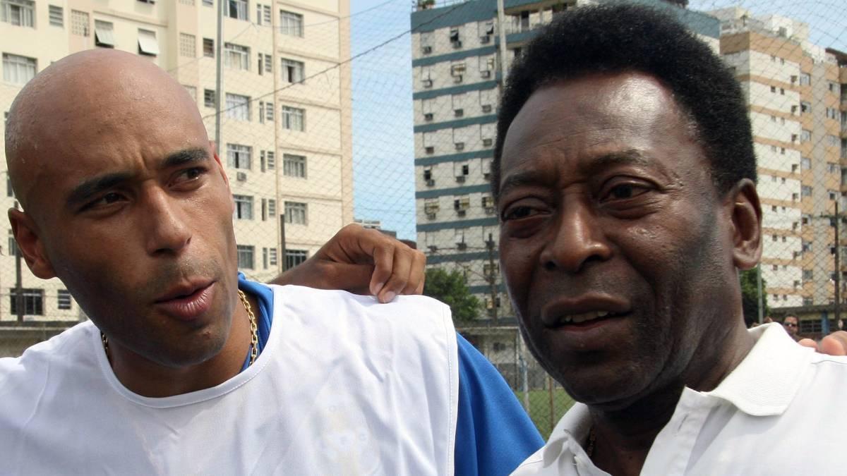 Pele, Brazil, vua bóng đá