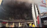 Cháy khách sạn ở Trung Quốc, 17 người thương vong