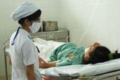 Bệnh viện huyện cứu người phụ nữ bị vỡ thai ngoài tử cung