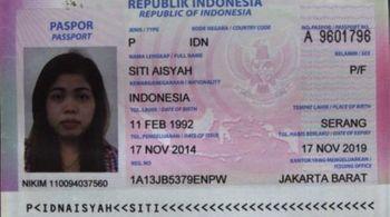 Nữ nghi phạm Indonesia tưởng chất kịch độc là dầu xoa em bé