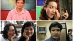 Hình ảnh chưa bao giờ thấy của BTV Quang Minh, Vân Anh, Diệp Anh