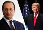 Tổng thống Pháp thẳng thừng đáp trả Trump