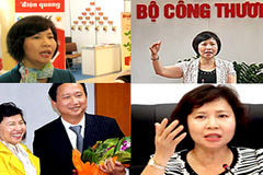 Bà Hồ Thị Kim Thoa: Từ tổng giám đốc đến Thứ trưởng bị khiển trách