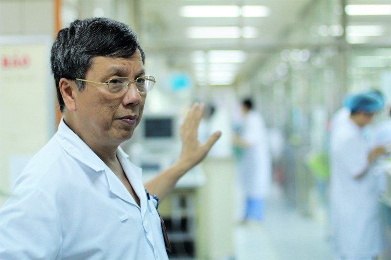'Chỗ chúng tôi bác sĩ chẳng muốn về còn điều dưỡng chỉ muốn ra đi'