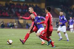 """Than Quảng Ninh thắng """"3 sao"""", Hà Nội FC bất lực ở Hàng Đẫy"""