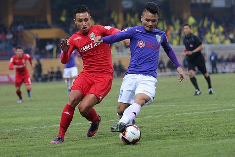 Video tổng hợp Hà Nội FC 0-0 B.Bình Dương
