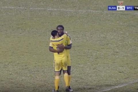 Video bàn thắng SLNA 2-1 SHB Đà Nẵng